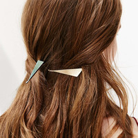 Abstract Metal Bobby Hair Pin Set - Urban Outfitters