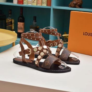 Louis Vuitton Lv Sandals-4