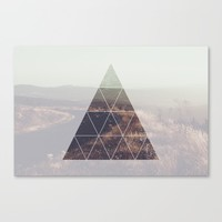 Prism Road Canvas Print by All Is One