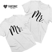 Gift for gay husband, Mr Mr shirts, Matching mr and mr shirts, Gay couple, Gift for gay couple
