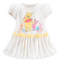 Winnie the Pooh Dress for Baby