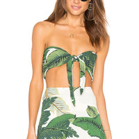 BEACH RIOT Avery Top in Palm