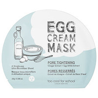 Egg Cream Mask Pore Tightening - Too Cool For School | Sephora
