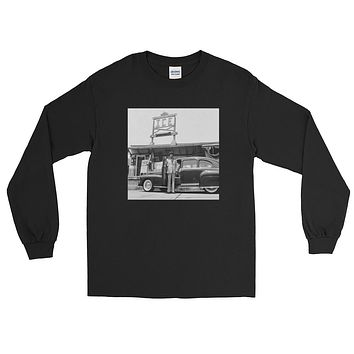 """1976 Slim"" Long Sleeve T-Shirts (Various Colors)"