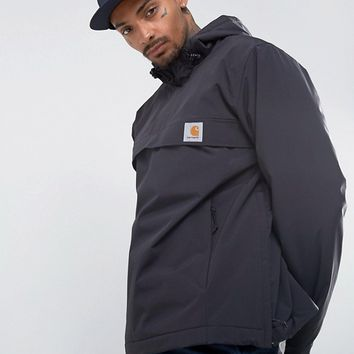 Carhartt WIP Nimbus Overhead Jacket in Black at asos.com