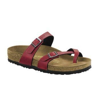 Birkenstock Classic, Mayari, Pull UP, Regular Fit, Bordeaux