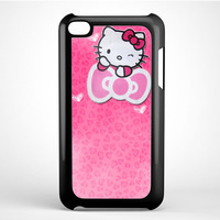 Cute Hello Kitty iPod Touch 4 Case