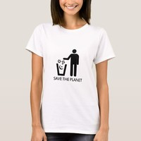 Save The Planet - Religions T-Shirt