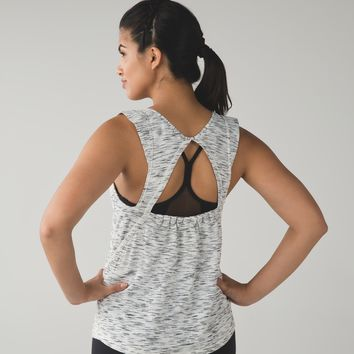 sweat it out tank - online only