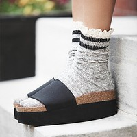 Sixty Seven Womens Eshe Platform Footbed