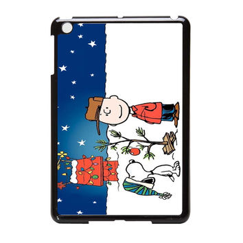 Charlie Brown Christmas Cover iPad Mini Case