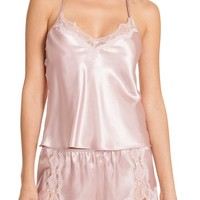 In Bloom by Jonquil Satin Short Pajamas (Nordstrom Exclusive) | Nordstrom