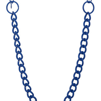 Hook Up Blue Body Chain