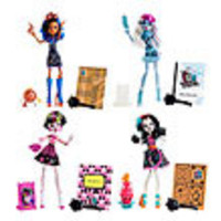 Monster High Art Class Dolls Case