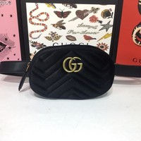 GUCCI M476434 GG Marmont Women BUMBAG 2019 New