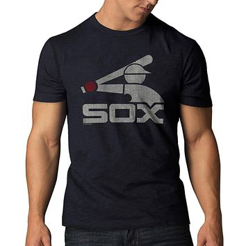 Chicago White Sox - 1976 Logo Scrum Premium T-Shirt