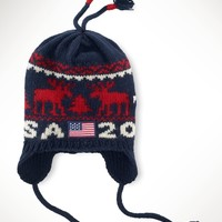 Team USA Ceremony Reindeer Hat