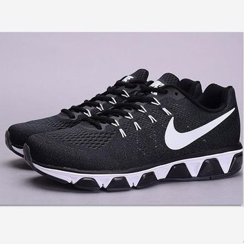 """NIKE"" Fashion men Running Sport Casual Shoes Sneakers BLACK"