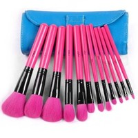 Perfect Gift!!! Brand New Belle® 12 Colour Makeup Eyeshadow Eyeliner Pencil Eyes Makeup Tools Eyebrow set