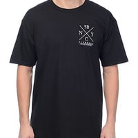 5Boro Join Or Die Black T-Shirt