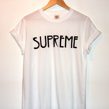 American Horror Story Inspired 'Supreme' T-Shirt