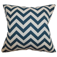 Elliot Pillow in Blue