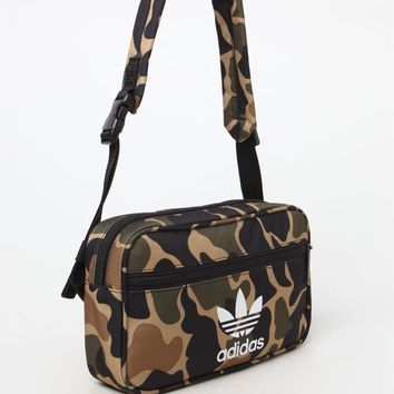 adidas Camouflage Crossbody Messenger Bag at PacSun.com