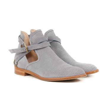 Fratelli Rossetti Perforated Chelsea Boots