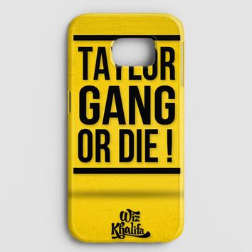 Wiz Khalifa Taylor Gang Or Die Samsung Galaxy Note 8 Case