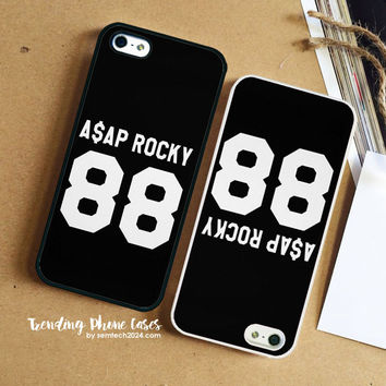 Asap Rocky 88 iPhone Case Cover for iPhone 6 6 Plus 5s 5 5c 4s 4 Case