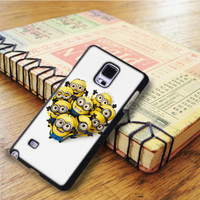 Banana Minions Despicable Me Samsung Note S3 Case