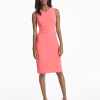 White House | Black Market Seamed Sheath Dress