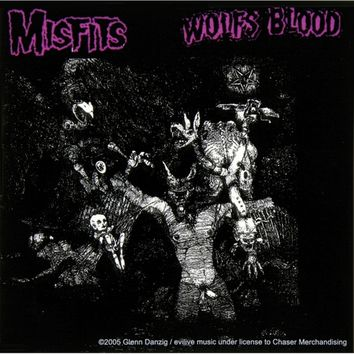 Misfits - Wolfs Blood Decal