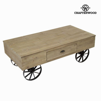 Coffee table with wheels toronto - Thunder Collection by Craftenwood
