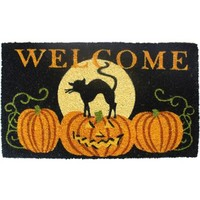 Welcome Halloween Doormat - Walmart.com