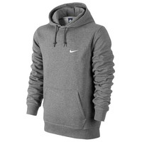 Nike Club Swoosh PO Hoodie - Men's at Foot Locker