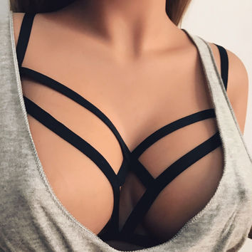 Bralette Hot Comfortable Tops Stylish Sexy Bra [10185594311]