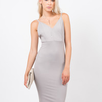 Cami Strap Bodycon Dress
