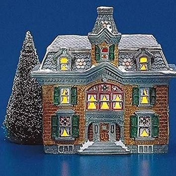 Department 56 Governor's Mansion # 50032 Year 1984 Extremely Rare