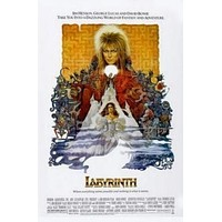 Labyrinth poster 16in x24in