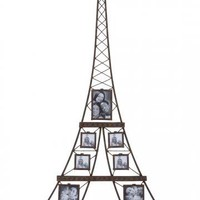Eiffel Wall Photo Frame - Picture Frames -  Wall Decor -  Home Decor | HomeDecorators.com