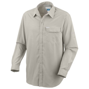 Columbia Men's Bugshield Long Sleeve Shirt