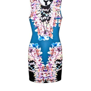 Cynthia Rowley - Bonded Shift Dress | New Arrivals