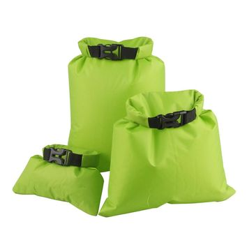 3pcs Waterproof  Storage Pouch (1.5L+2.5L+3.5L)