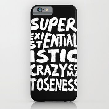 A Spoonful Too Many iPhone & iPod Case by MidnightCoffee