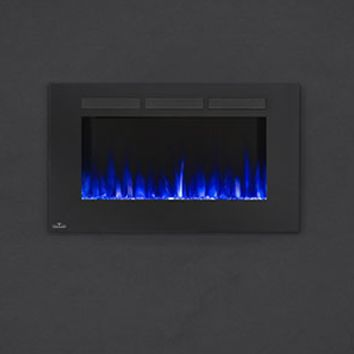 Napoleon Allure 42 NEFL42FH Wall Hanging or Recessed Electric Fireplace