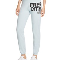 FREE CITYRelaxed Sweatpants - 100% Bloomingdale's Exclusive