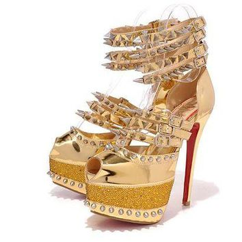 DCCK7J3 CL Christian Louboutin Fashion Heels Shoes