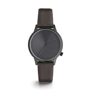 KOMONO Estelle Deco Watch in Onyx