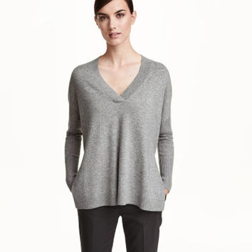 H&M Cashmere Sweater $39.99